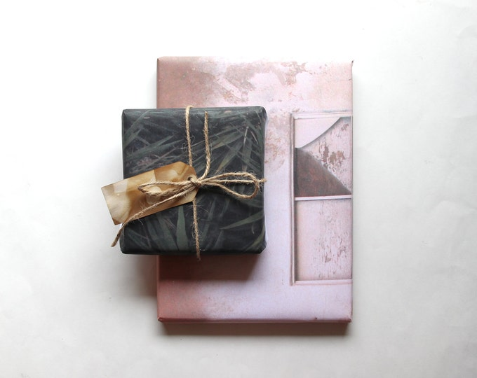 Terracotta Decay Gift Wrap Sheet