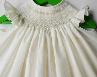 The Charming Bishop Ivory - The essential - The upgrowth dress - 1 year