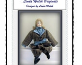 Grandpa Lewis On An Expedition Victorian Gentleman E-Pattern