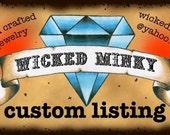 Custom Listing for ImPikachu