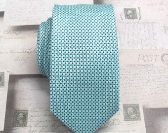 5 Skinny Ties Knitting and Crochet Pattern Mens Tie PDF