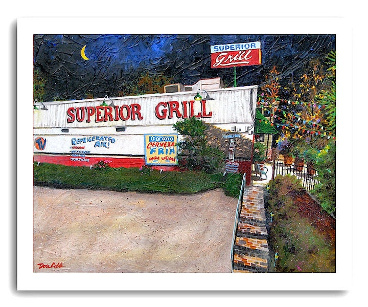 Shreveport Superior Grill Restaurant Cafe Diner