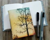 tree of free spirit journal - diary notebook gift for him and her under 20 by tremundo
