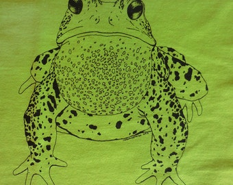 Kid's Toad T shirt