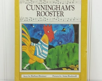 Cunningham's Rooster by Barbara Brenner, Parents Magazine Edition