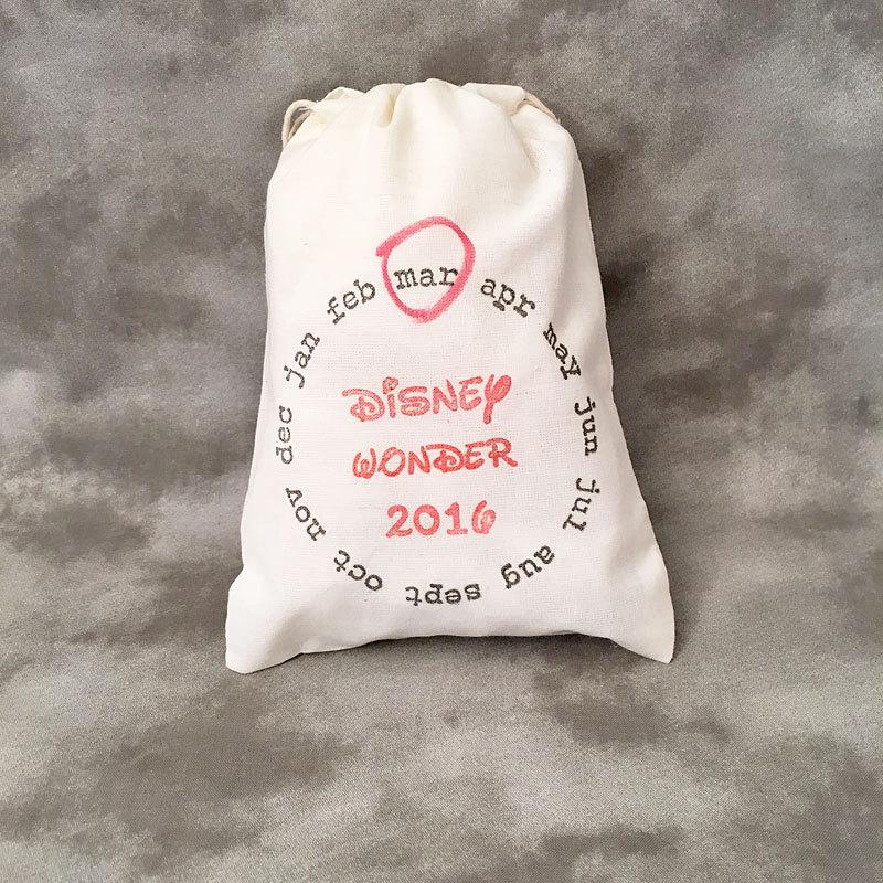 Calendar Extender Design : Disney fish extender bags wonder dream fantasy magic