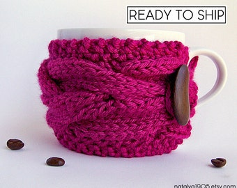 Coffee Mug Cozy, Coffee Cup Sleeve, Coffee Cup Cozy, Coffee Sleeve, Coffee Sleeves, Tea Cozy, Coffee Cozy, Coffee Cup Sleeve, Coffee Gifts