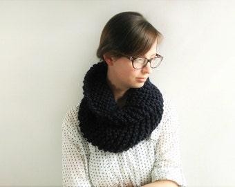 Navy Cowl - More colors available