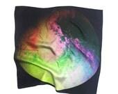 Pluto Silk Handkerchief