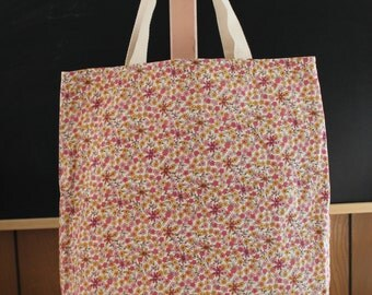 Ditsy Floral XL Market Tote Ready to Ship