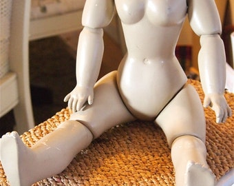 """Seeley's Lady 20"""" Composition Body"""