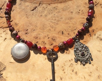Relics of Blood & Memory necklace