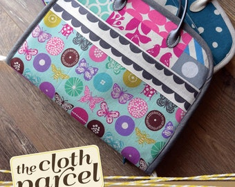 Artist Portfolio by Cloth Parcel - Paper Pattern