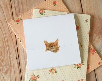 WHITE NO Glue CD sleeve envelopes