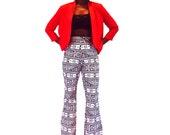 Koe high waist flare pants