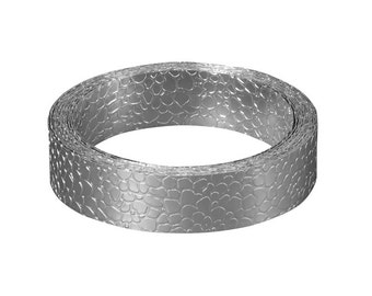 Silver Snakeskin Wire