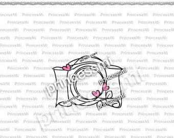 SALE #8 CAMERA clipart 1 PNG file - Digital Camera Clip Art cute camera photography clipart  for  photographer by princessmi