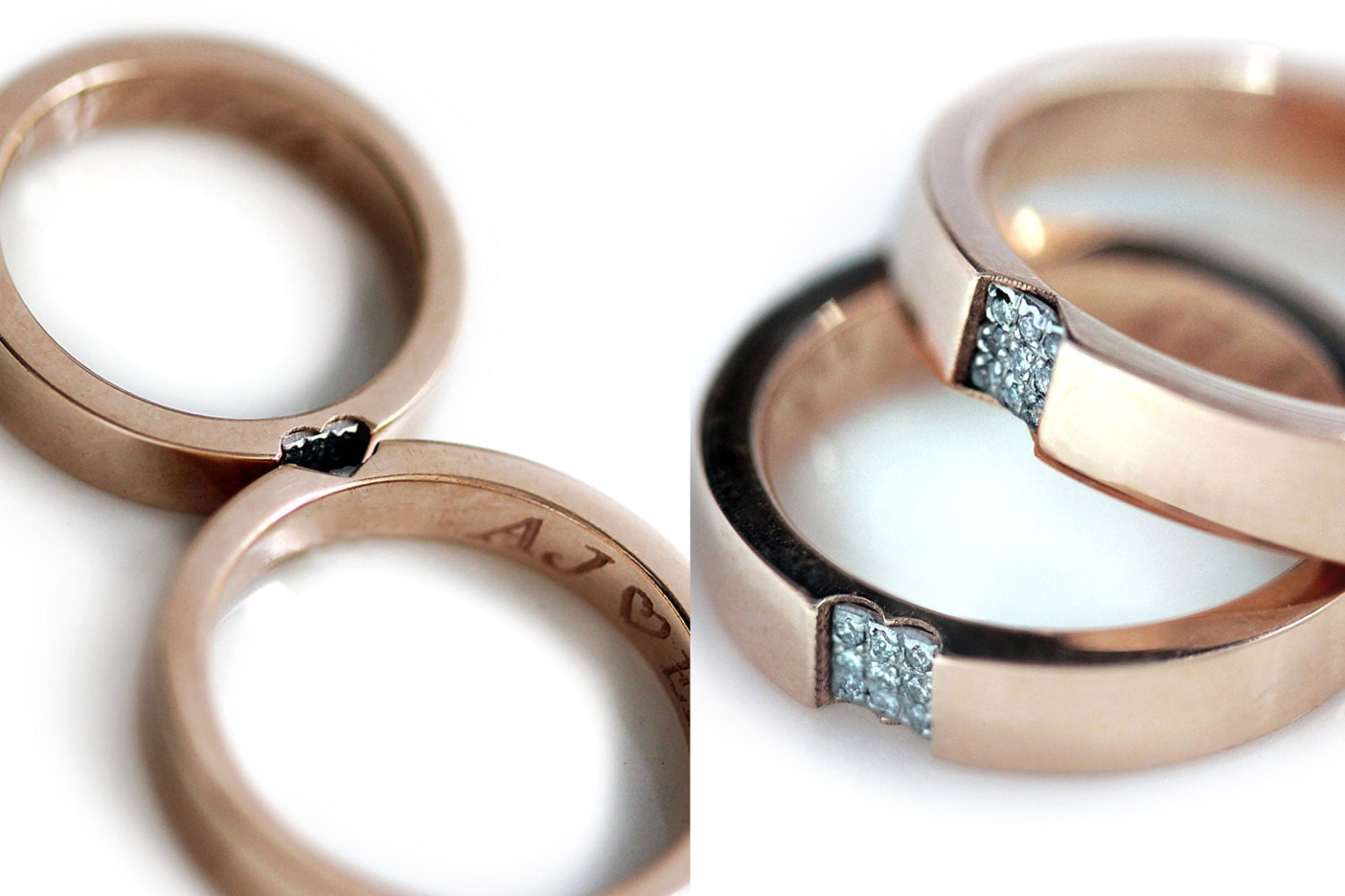Small Promise Rings