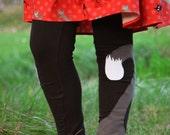 Cat Tail Leggings