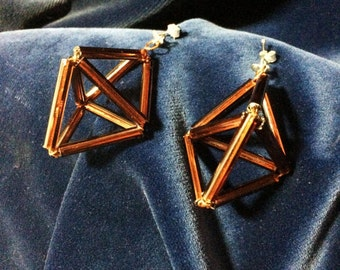 Artchitect Diamond Earrings