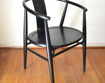 Mid Century Swedish Arm Chair By Hagafors