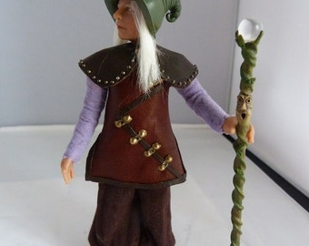 The Elfin wizard