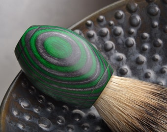 Shaving Brush Ready To Ship Best Badger Hair Shave Brush by Symmetrical Pottery