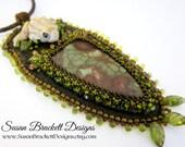 Lily Pad Dreams Necklace SALE