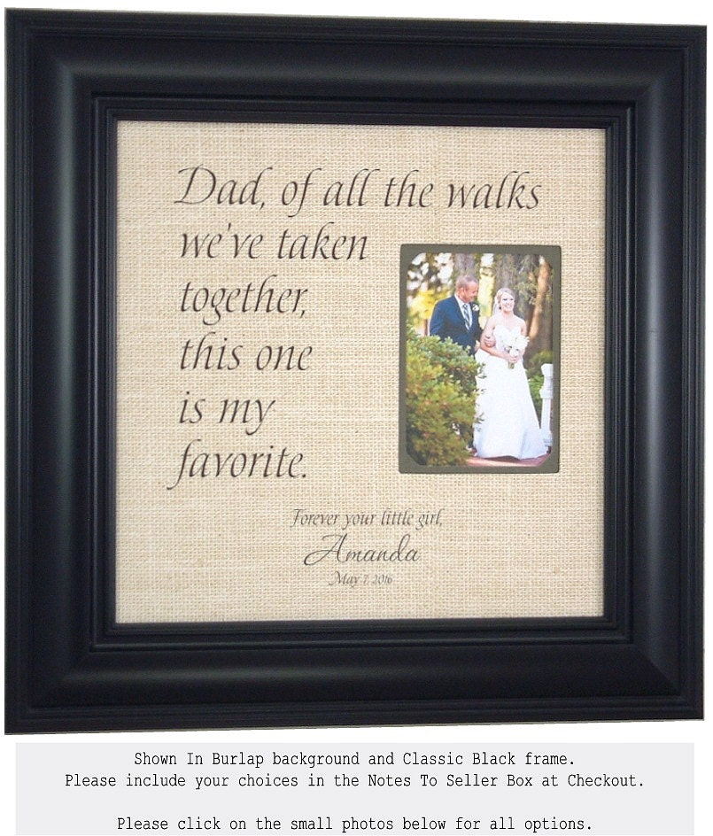Father Of The Bride Gift Father Of The Bride Wedding
