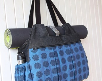 The Foxglove Bag - PDF Sewing Pattern