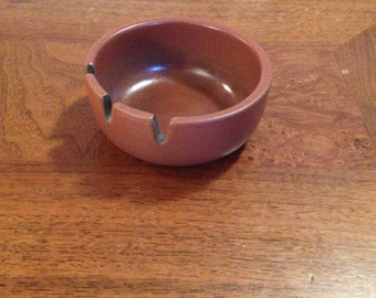 HEATH CERAMICS Ashtray Terra Cotta Color