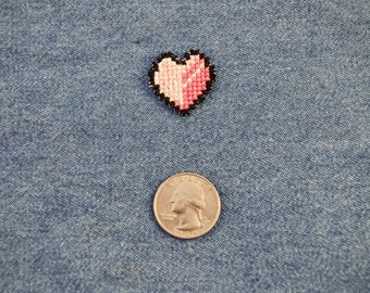 Pokemon Soul Badge Mini Iron On Patch