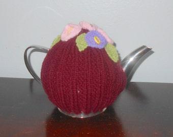 Flower Garden Teapot Cozy