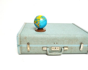 Mid-Century Royal Traveller Suitcase