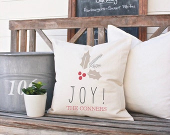 Custom Pillow Cover, Decorative Pillows, Designer Pillow, Throw Pillow, Quote Pillow, Custom Phrase,