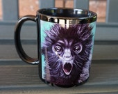 What! There's No More Coffee! (Howler Monkey Mug)