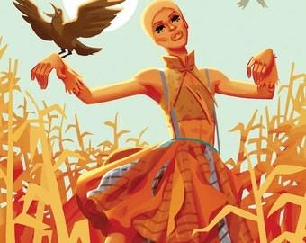 Naomi Smalls - Scarecrow
