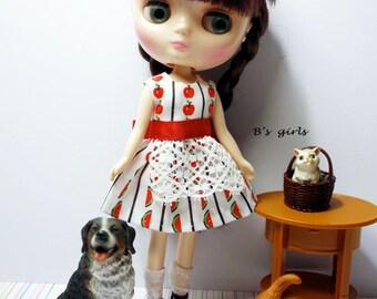 Middie Blythe dress & socks (dress fits Odeco, Nikki, Usaggie)
