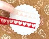 Washi Tape Set: Double Love