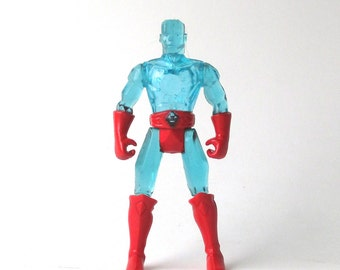 1983 Crystar Crystal Warrior REMCO, Action Figure, Vintage Toy, Action Figure, 1980s