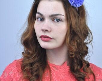 Pom Pom Festival Headband Brights No. 2