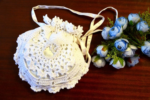 Ready to ship Wedding, special occasion, evening purse with pearls