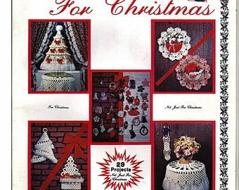 Knot Just For Christmas Macrame Pattern Book Vol 1 KX-1