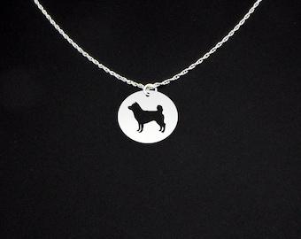 Shiba Inu Necklace - Shiba Inu Jewelry - Shiba Inu Gift