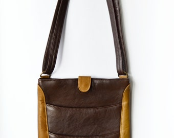 Leather Crossbody, Men's Messenger, iPad Bag, Unisex Cross Body, Handmade Leather Messenger
