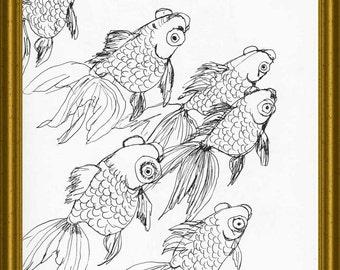 Goldfishes II