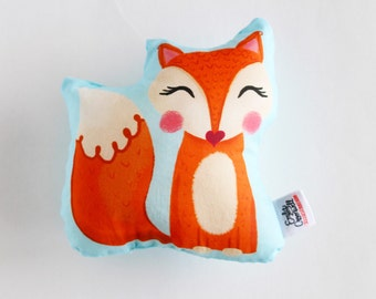 Fox Soft Toy - Plush Toy - Kids Toy