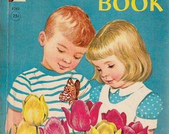 My Flower Book by Dorothy Thompson Landis, illustrated by Elizabeth Webbe