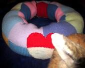 plump heart Ugli Donut bunny rabbit bed