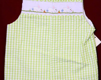 Easter Jon Jon - Baby Boy Clothes - Boy Easter Outfits - Infant Easter - Easter Outfit - Baby Boy Romper - Siblings Outfits 412534 - CC037